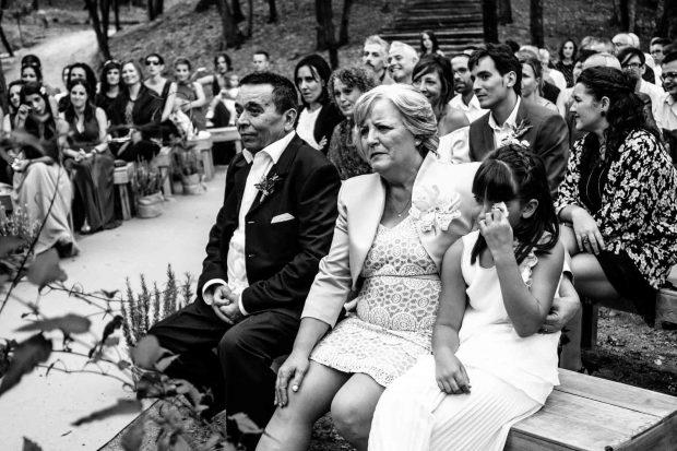 Fotografía de boda sin posados en Barcelona