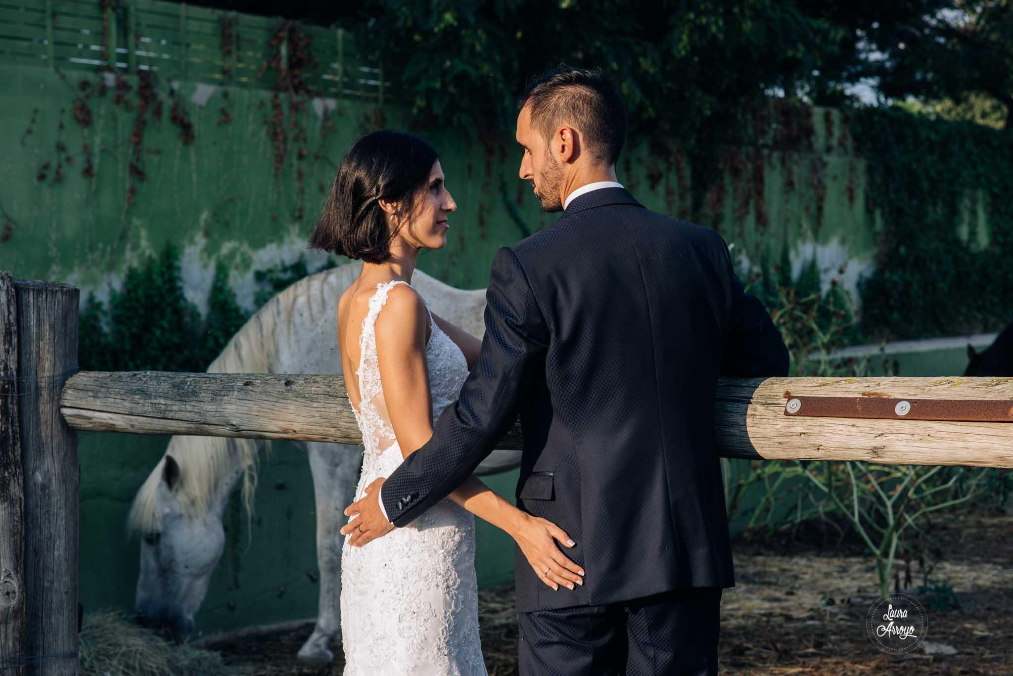 boda en la Masia Vilanoveta fotografía de boda Laura Arroyo