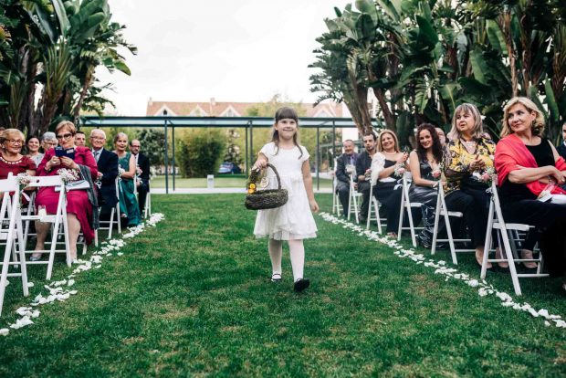 Fotografias de boda en Meridien Ra Vendrell Ceremonia civil Tarragona Laura Arroyo