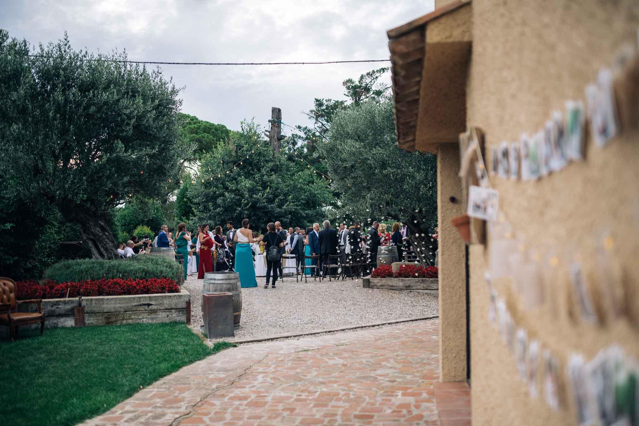 reportaje de boda en masia can riera